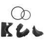 Garmin Varia O-Ringe für Sattelstützenhalterung (VE/4) inklusive Unterlegscheiben
