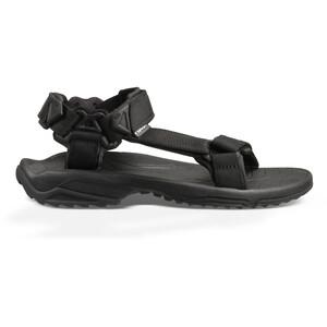 Teva Terra Fi Lite Sandalen Herren schwarz schwarz