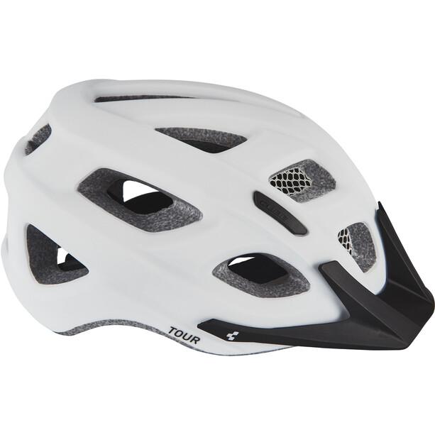 Cube Tour Helm white