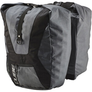 Cube Travel alforjas, gris gris