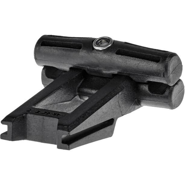 Cube Satteltaschen Click Adapter black