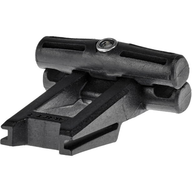 Cube Saddle Bag Click Adapter, noir