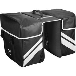 Cube RFR Double Gepäckträgertaschen black black