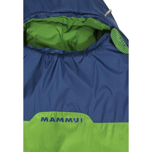 Mammut Little Mammut MTI Schlafsack 140cm Kinder sherwood-space