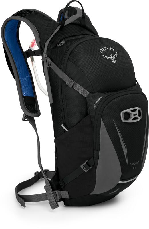 Osprey Viper 13 Backpack Men Black  2018 Trinkrucksäcke