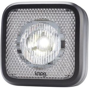 Knog Blinder MOB Éclairage avant 1 LED blanche standard, noir noir
