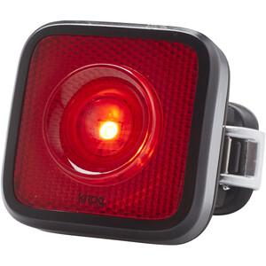 Knog Blinder MOB Rearlight red LED, noir noir