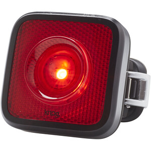 Knog Blinder MOB Rücklicht rote LED schwarz schwarz