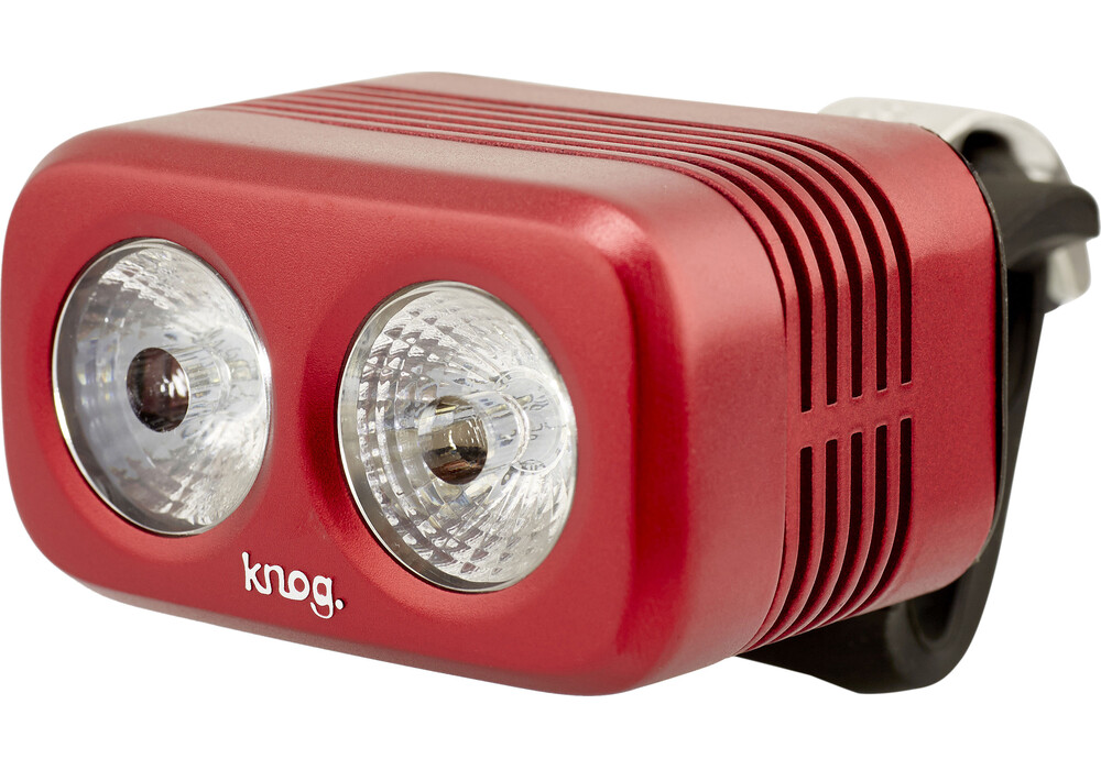 knog blinder outdoor 400 frontlicht wei e led ruby g nstig kaufen bei. Black Bedroom Furniture Sets. Home Design Ideas