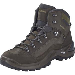 Lowa Renegade GTX Mid-Cut Schuhe Herren slate/olive slate/olive