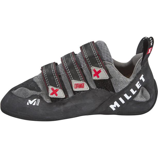 Millet Cliffhanger Kletterschuhe Herren rouge/charcoal