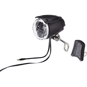 Busch + Müller IQ Cyo Premium E-Bike Scheinwerfer LED schwarz schwarz