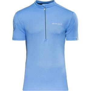 Endura Singletrack Merino Jersey Shortsleeve Men, sininen sininen
