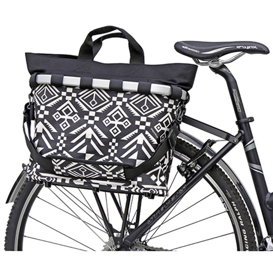 klickfix reisenthel bikebasket oval m hopi online kaufen bei bikester. Black Bedroom Furniture Sets. Home Design Ideas