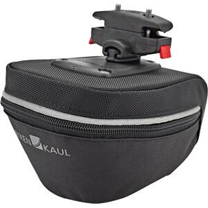 KlickFix Micro Sport 100 Satteltasche schwarz schwarz