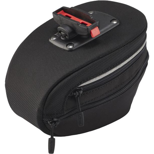KlickFix Micro Sport 200 Expandable Seat Post Bag black