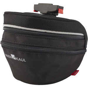 KlickFix Micro Sport 200 Expandable Seat Post Bag black black