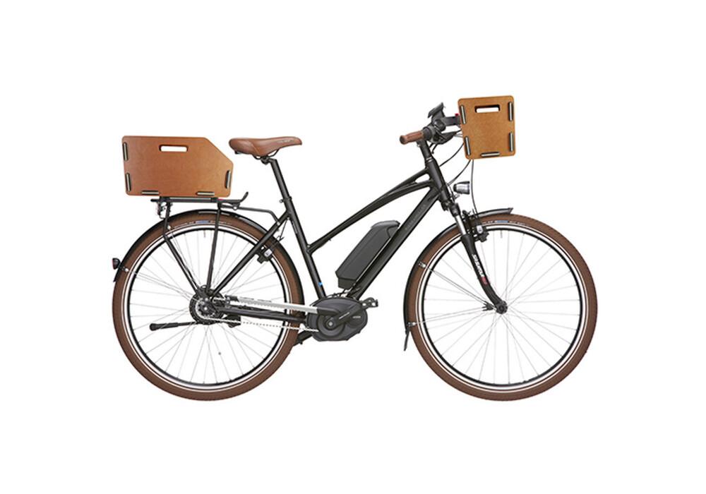 klickfix radkiste 1 holz fahrradkorb lenker natura g nstig kaufen bei. Black Bedroom Furniture Sets. Home Design Ideas