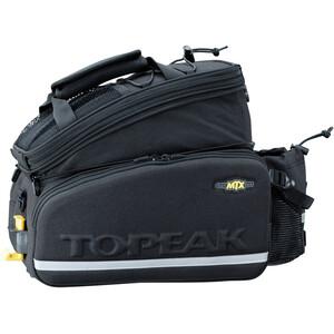 Topeak MTX Trunk Bag DX Luggage Carrier Bag ブラック