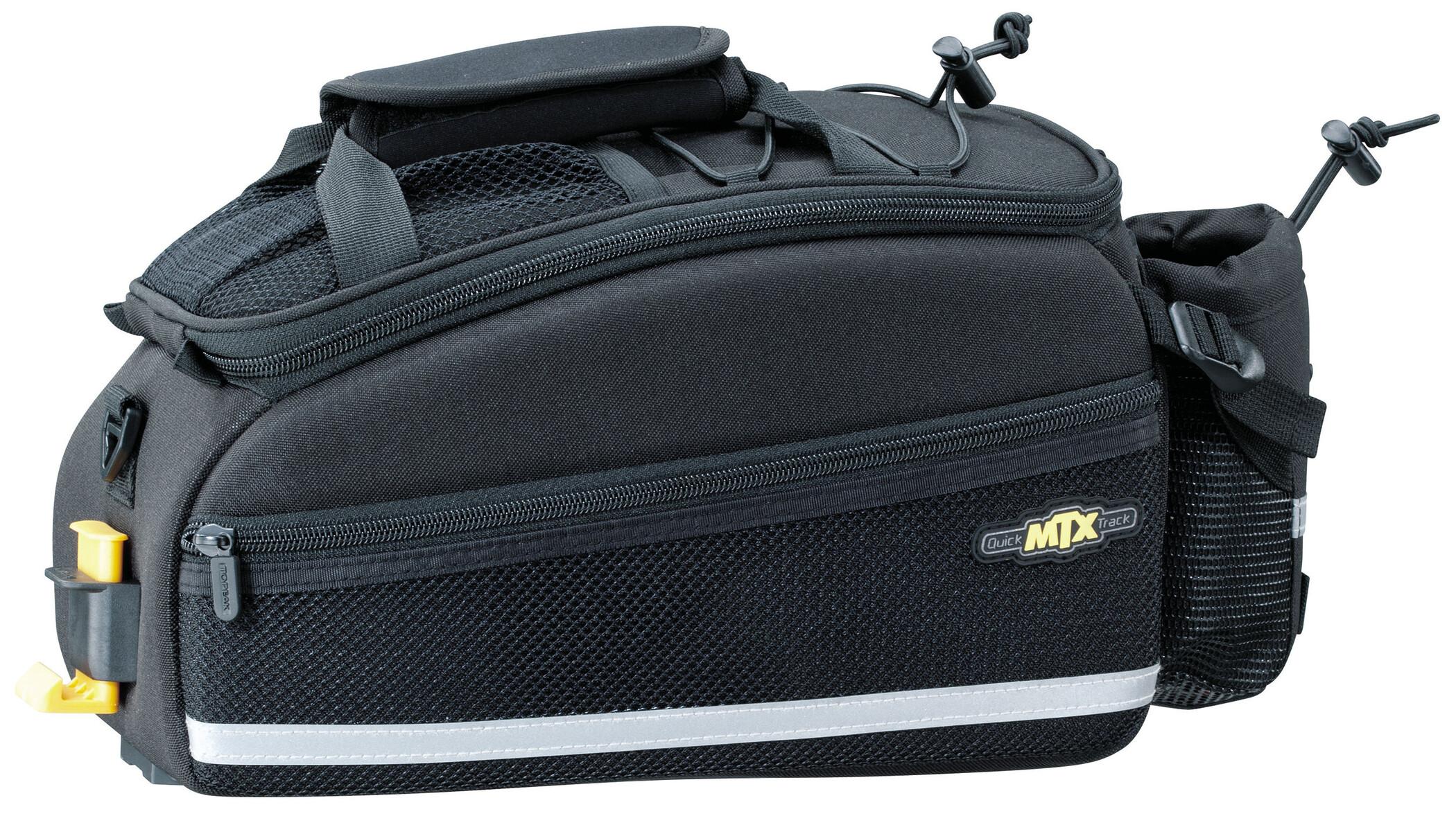 Topeak MTX Trunk Bag EX Luggage Carrier Bag black