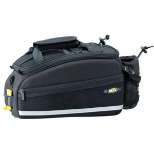 Topeak MTX Trunk Bag EX Draagbare Fietstas, zwart zwart