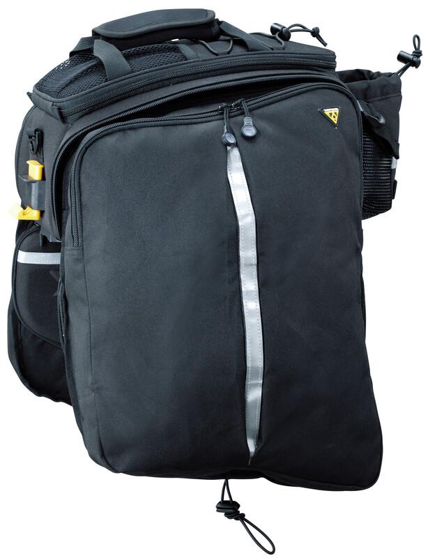 Topeak MTX Trunk Bag EXP Gepäckträgertasche schwarz Gepäckträgertaschen  15002062