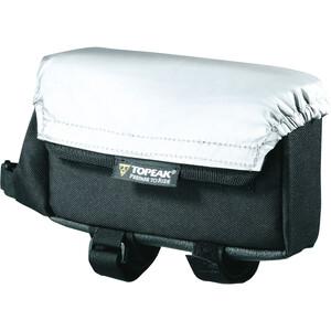 Topeak TriBag All Weather Rahmentasche Large schwarz schwarz
