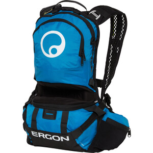 Ergon BE2 Enduro Rucksack 6,5l blau/schwarz blau/schwarz
