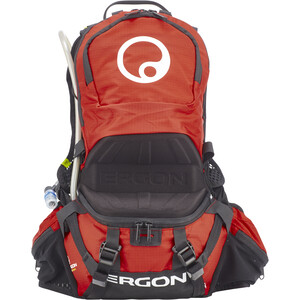 Ergon BE2 Enduro Rucksack 6,5l rot/schwarz rot/schwarz