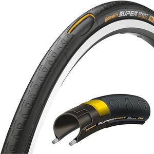 """Continental Super Sport Plus Drahtreifen 27.5"""" schwarz schwarz"""