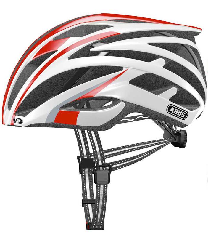ABUS Tec-Tical Pro 2.0 Helmet race red 58-62 cm 2017 Fahrradhelme