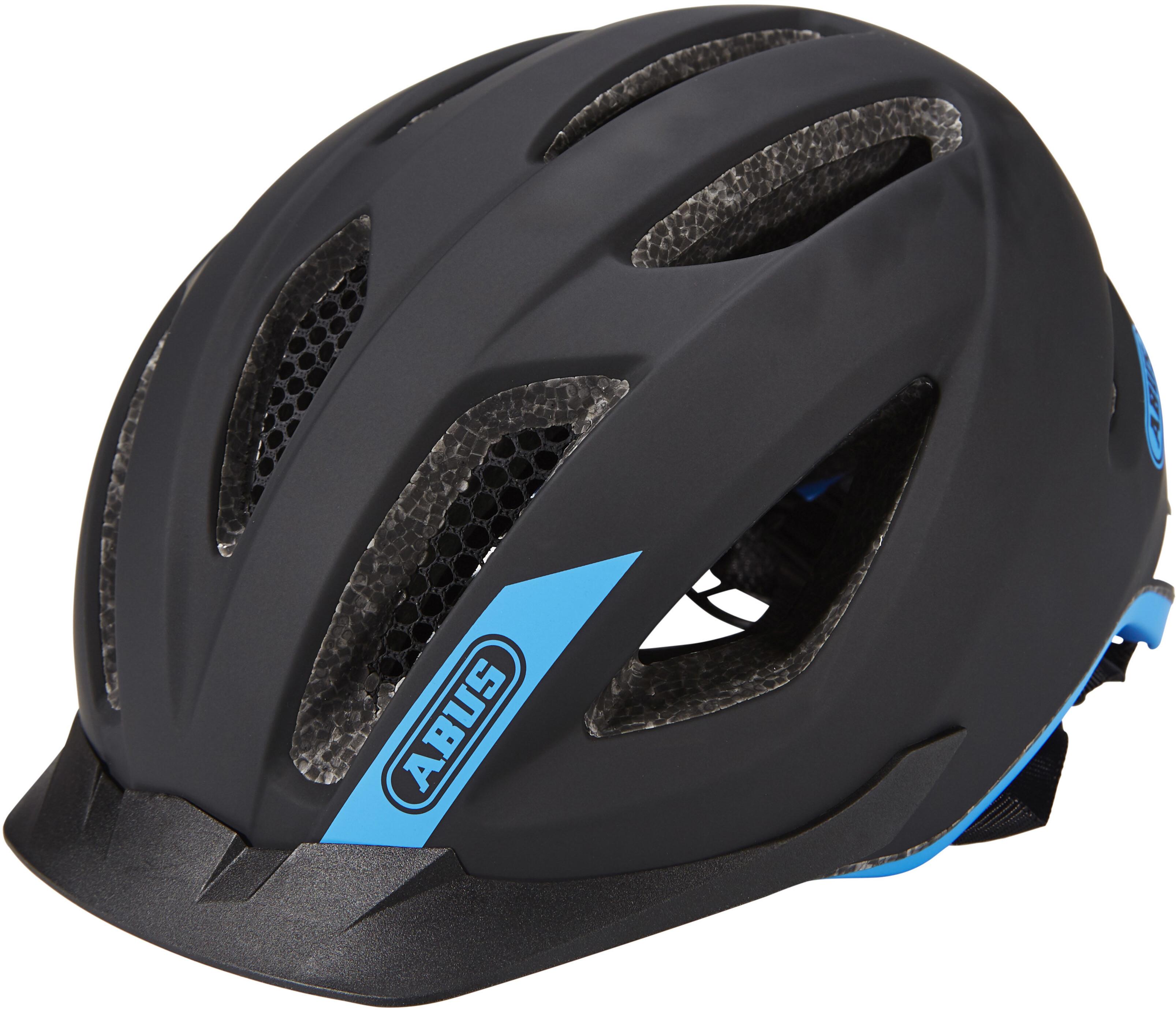 abus pedelec bike helmet black at. Black Bedroom Furniture Sets. Home Design Ideas