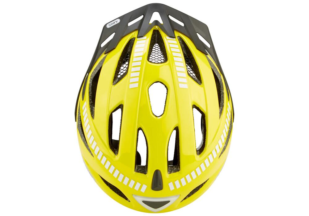 abus urban i 2 0 helmet signal yellow online kaufen. Black Bedroom Furniture Sets. Home Design Ideas