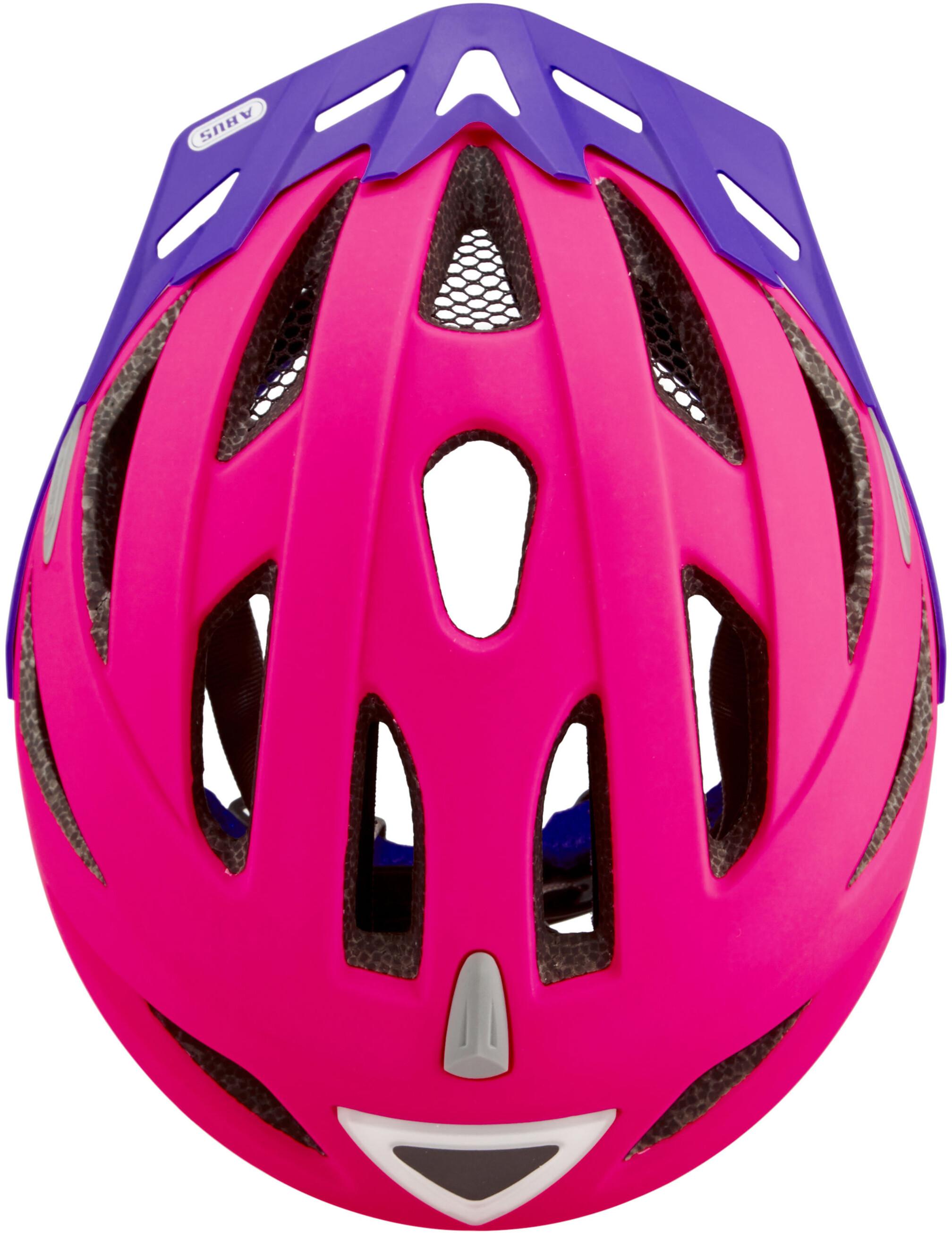 abus urban i 2 0 casco de bicicleta rosa. Black Bedroom Furniture Sets. Home Design Ideas