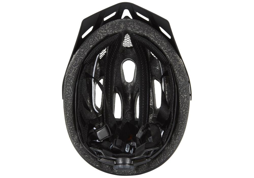 abus urban i 2 0 casco per bici nero su. Black Bedroom Furniture Sets. Home Design Ideas