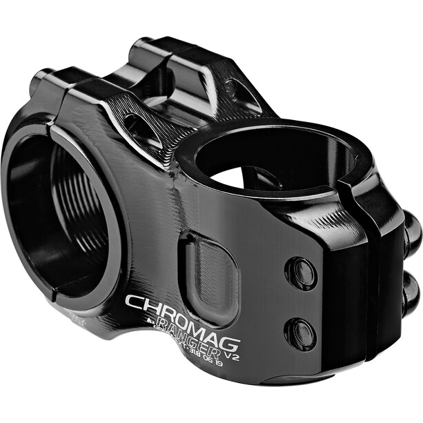 Chromag Ranger V2 Stem Ø31,8mm, black