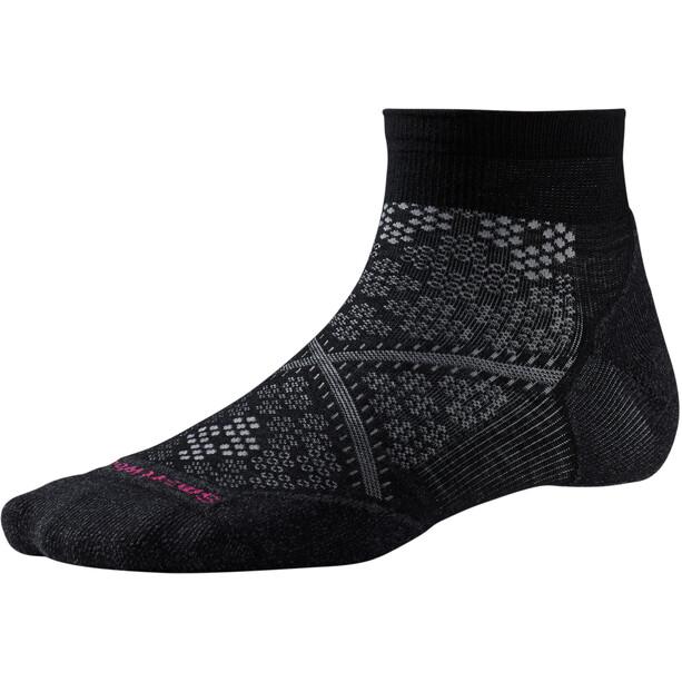 Smartwool PhD Run Light Elite Low Cut Socken Damen black
