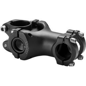 Humpert Swell 2 Stem Ø25,4mm Adjustable, noir noir