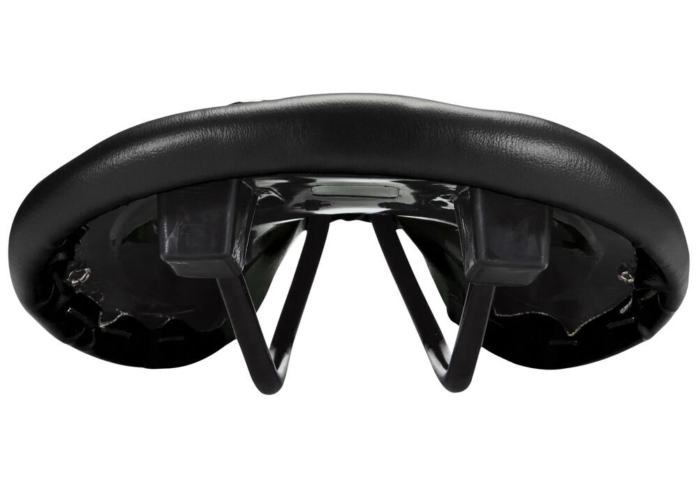 ventura bike outdoor sattel mit nieten schwarz g nstig kaufen bei. Black Bedroom Furniture Sets. Home Design Ideas