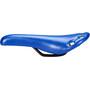Ventura Bike+Outdoor Saddle mit Nieten blau