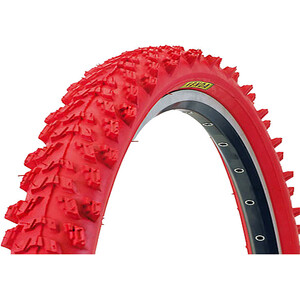 """Kenda K-829 Wired-on Tire 26 x 1,95"""" red red"""