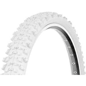 "Kenda K-829 Wired-on Tire 26 x 1,95"" white white"