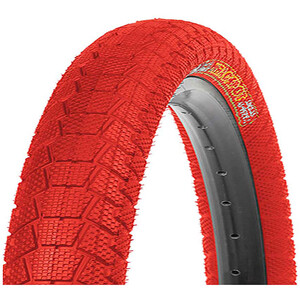 Kenda Krackpot K-907 Wired-on Tire 20 x 1.95'' Kanttråd red red