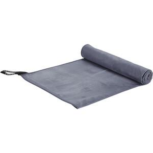 Cocoon Microfiber Towel medium, szary szary