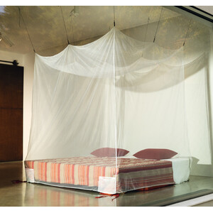Cocoon Mosquito Box Net Double white white