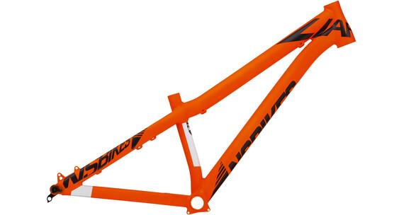 ns bikes liar 4x rahmen flue orange online bestellen bei. Black Bedroom Furniture Sets. Home Design Ideas
