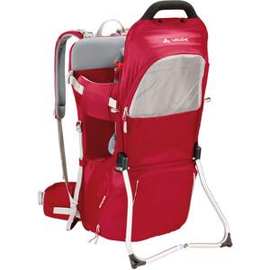 VAUDE Shuttle Base Porte-bébé, rouge rouge
