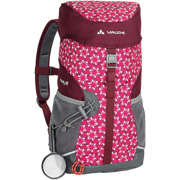 VAUDE Puck 10 Backpack Barn grenadine