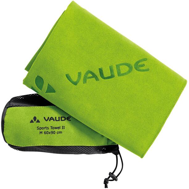 VAUDE Sports II Handtuch L pistachio