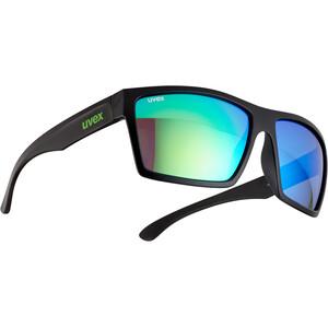 UVEX LGL 29 Bril, zwart zwart